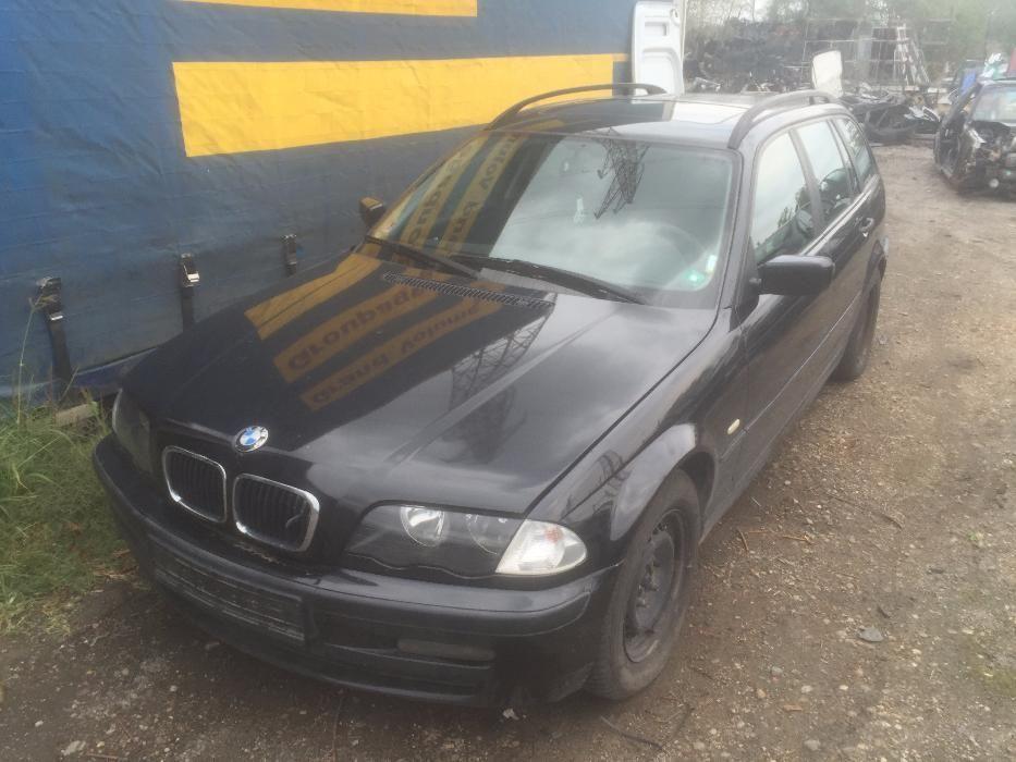 НА ЧАСТИ! BMW 320 d, 136 кс. комби