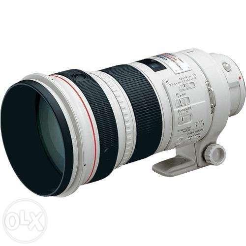 Объектив Canon EF300mm f2.8L