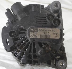Alternator Citroen-Peugeot.1.4 hdi-diesel.Motor 8HX-8HZ.Cod 9646476280