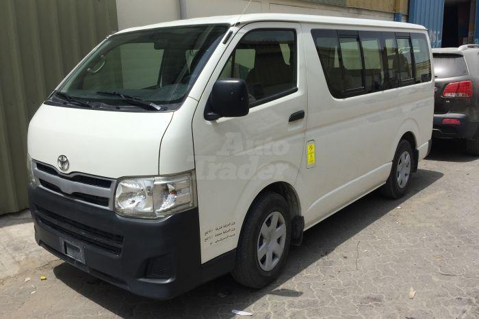 Toyota hiace disponivel