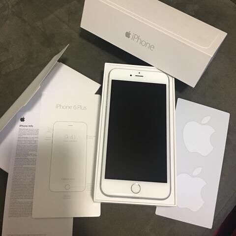 iPhone 6 16GB novo na caixa selado