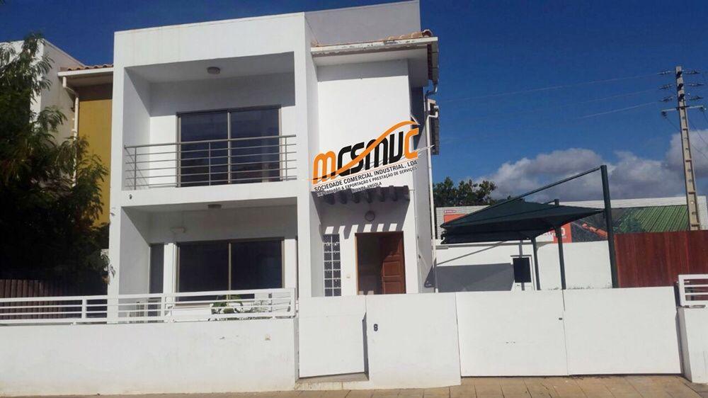 Arrendamos Vivenda T3 Condomínio Vilas do Atlântico Talatona