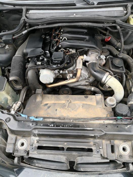 Dezmembrez BMW e46 2.0D 150cp