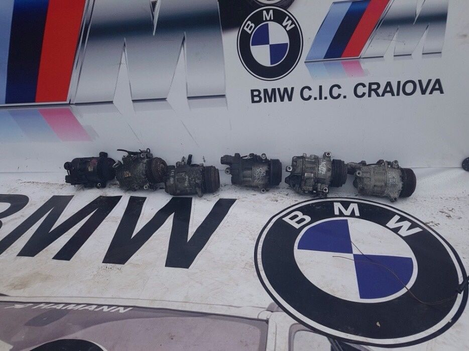 Compresor aer ac clima bmw e82 e87