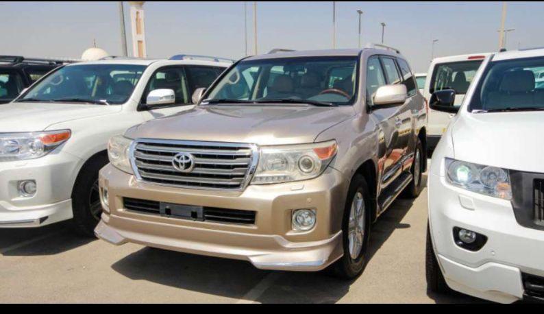 Toyota Land Cruiser Avenda