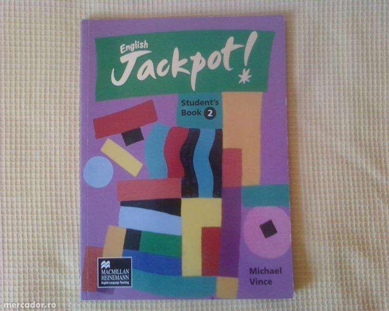 English Jackpot ! Student's book 2
