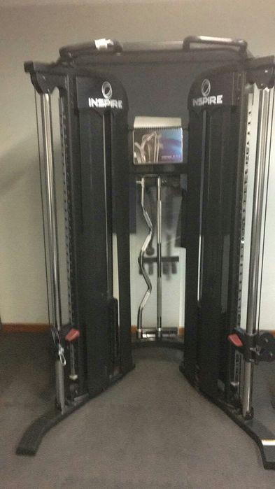 Máquinas para o ginásio Bairro do Jardim - imagem 4