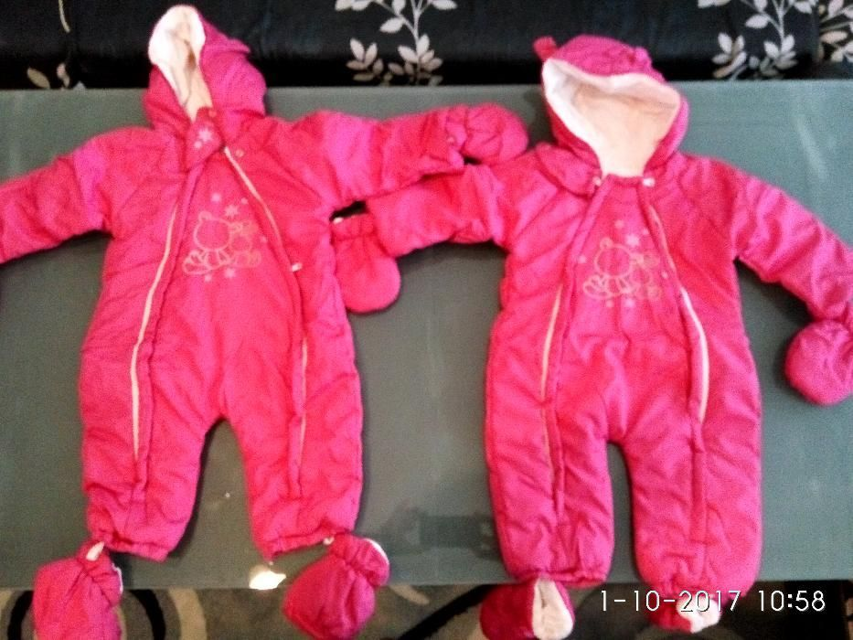 Бебешки космонавти и якенца за момичета.