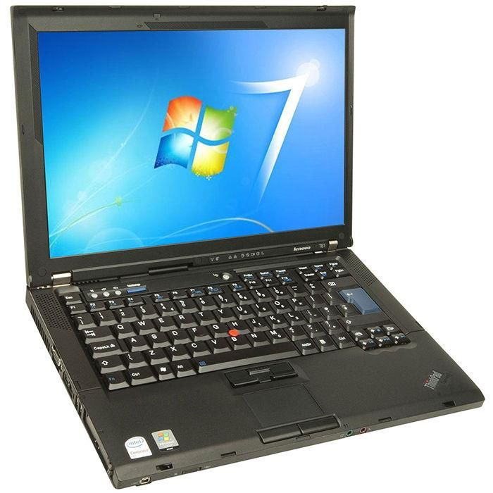IBM/Lenovo T61/core 2 duo/2.2GHz-T7500/ram=2GB/hdd=100GB
