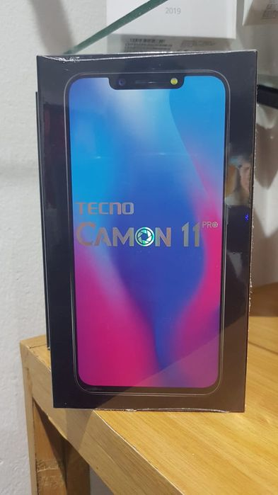 Celulares Tecno Camon11 PRO novos com garantia