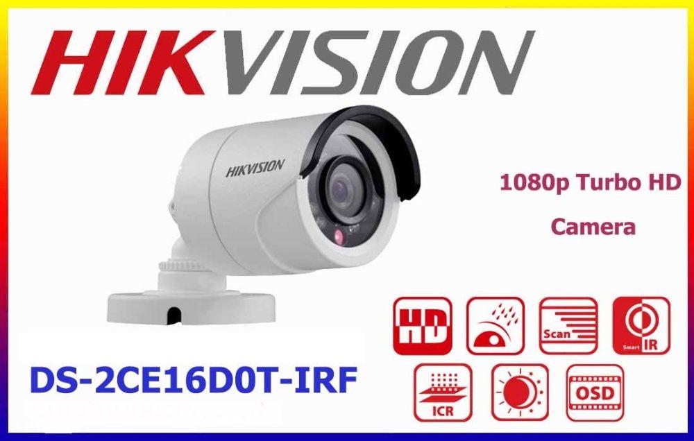 Видео охранителна камера Hikvision DS-2CE16D0T-IRF