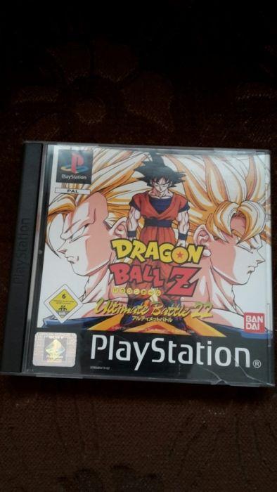 Joc Playstation 1 DBZ Dragon ball Ultimate Battle 22