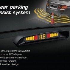 Senzori de parcare Montaj inclus