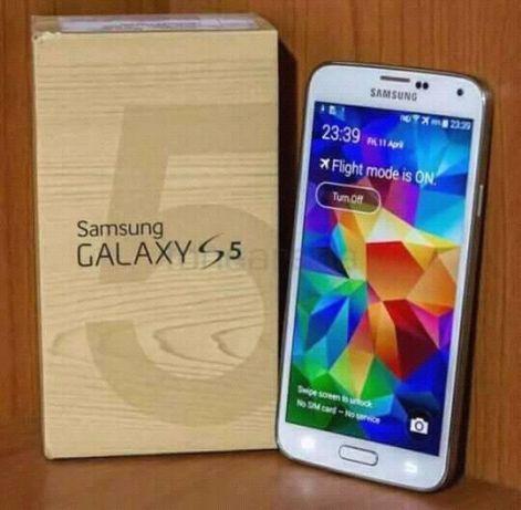 samsung galaxy s5 de 32gb novo versão actualizada