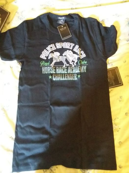 T shirt Police Brand
