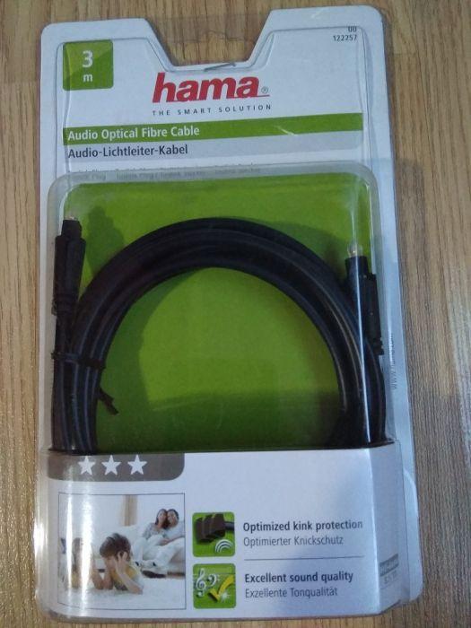 Cablu optic, sigilat