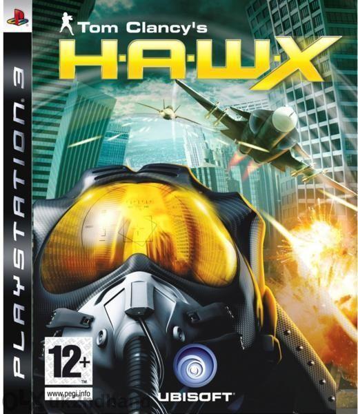 Нова! Hawx Tom Clancy's, игра за PS 3