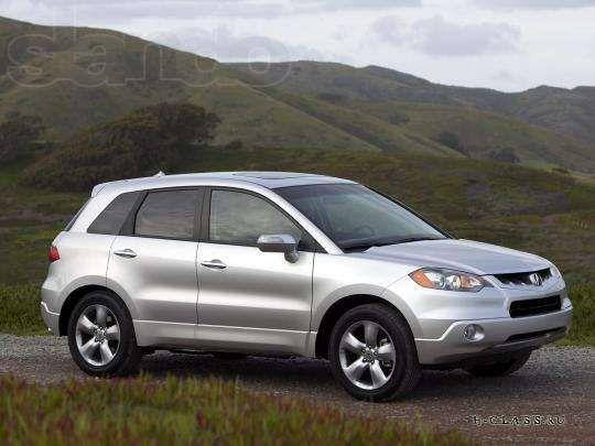 Acura RDX 2007 г. в. продажа по зап частям