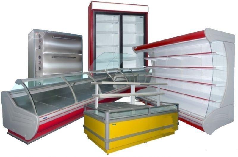 Холодильные витрины и шкафы
