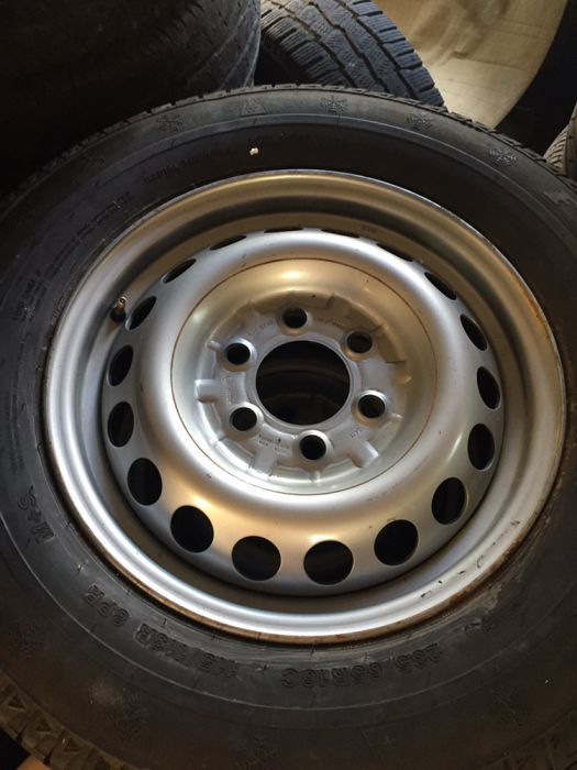 jante roti Mercedes Sprinter si Vw Crafter,16 zolli,6 prezoane