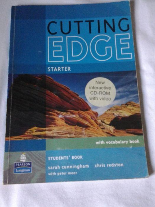 Vendo Livro de Inglês da Longman para estudantes iniciantes.