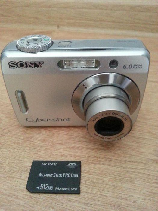 Aparat foto compact Sony