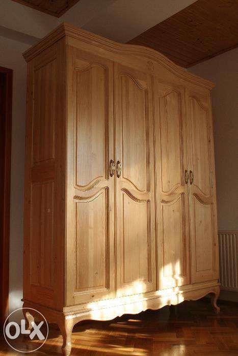 Producator mobila lemn masiv Dormitor Toma