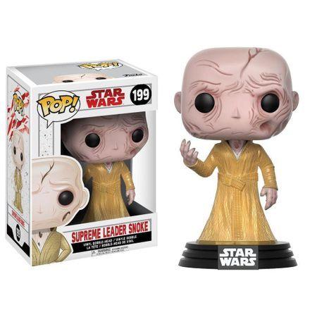 Figurina Funko POP! Supreme Leader Snoke Star Wars