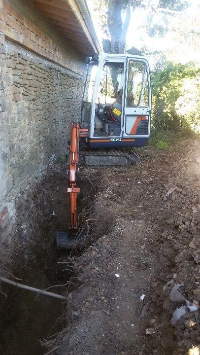 Изкопи с мини багер и транспортни услуги със самосвал до 3,5т гр. Велико Търново - image 7