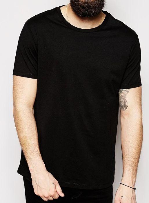 T shirt preta