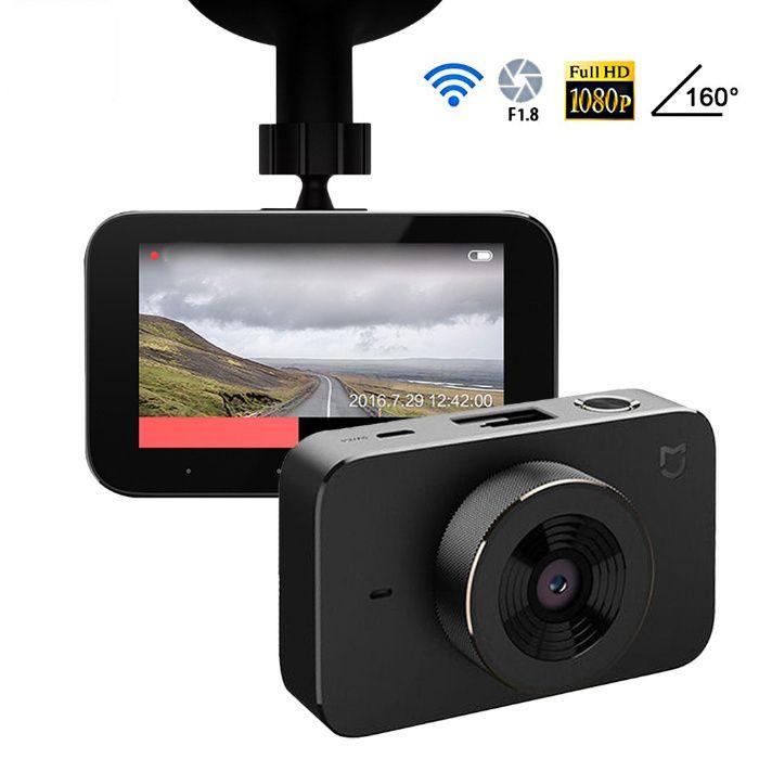 Câmera filmar p/ Carro DVR Mijia (FullHD)
