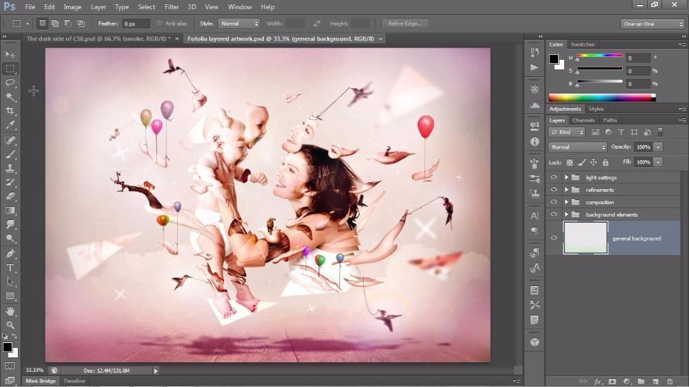 Фотошоп обработка на ВСИЧКО + дизайн на илюстратор