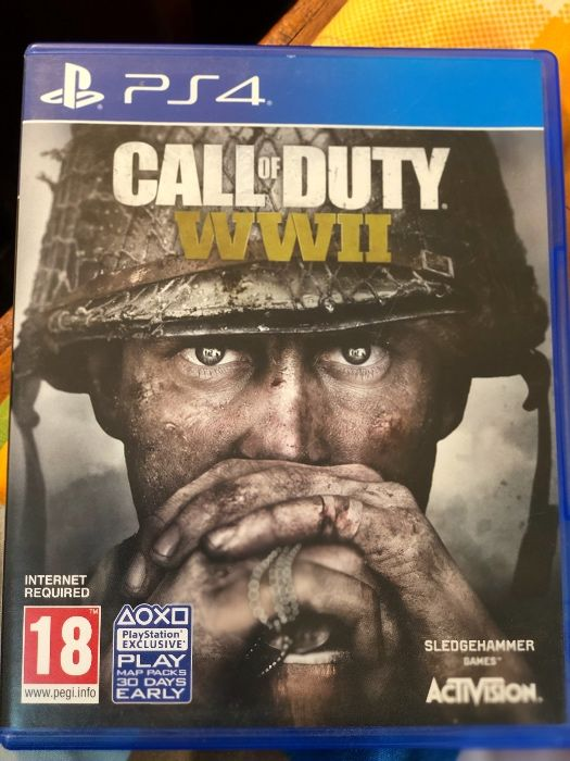 Call of Duty WW2 - PS4