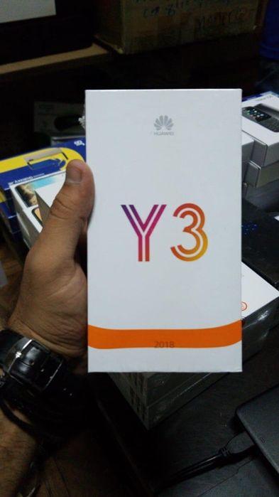 Huawei Y3 novo selado na caixa 16 gb