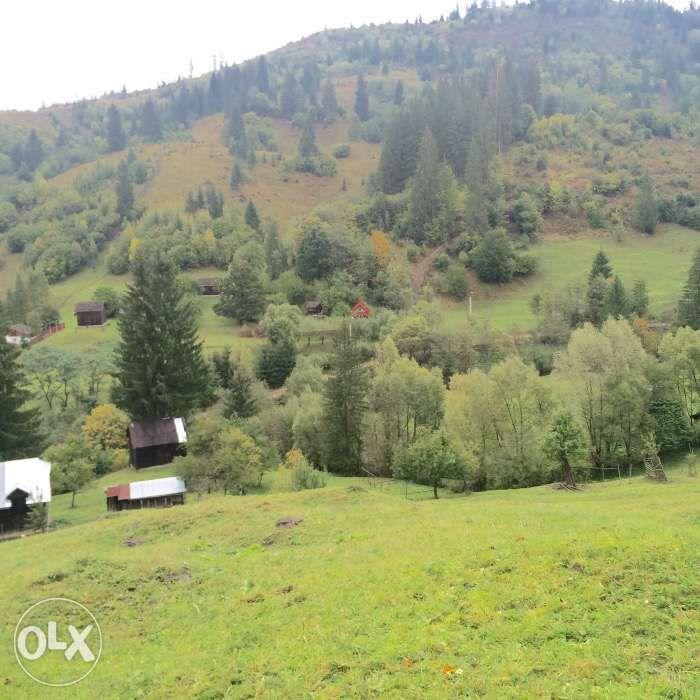 Vand teren Cimpulung Moldovenesc-Sandru