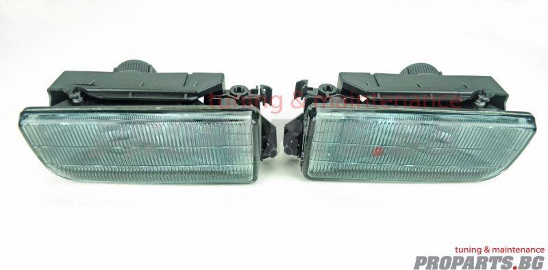 Опушени фарове за мъгла OEM дизайн BMW e36 3-та серия 91-00