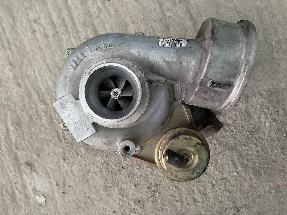 VV16 AL0028 A6400901380 Turbosuflanta Mercedes A B Klass W169 W245 CD