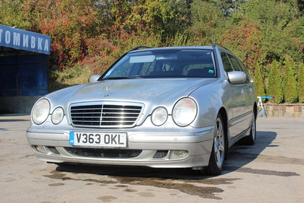 Mercedes W210 E320 CDI Комби фейслифт НА ЧАСТИ / Мерцедес В210