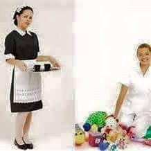 Temos para si Empregadas domésticas e babás.