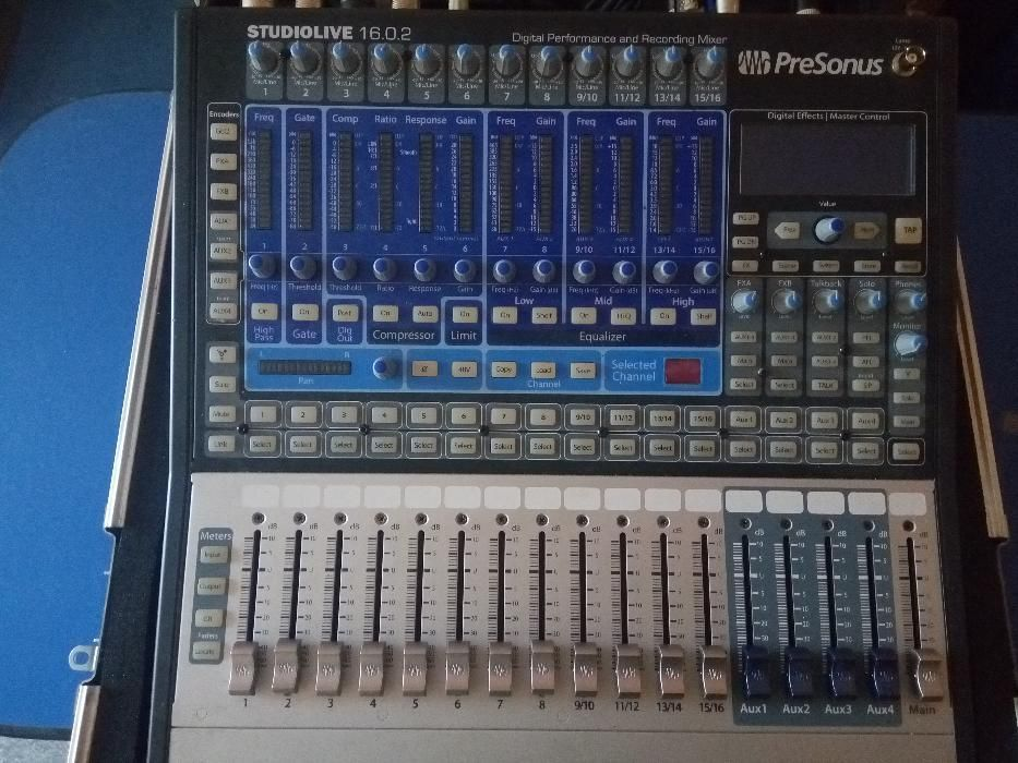 Mixer digital Presonus 16.02.