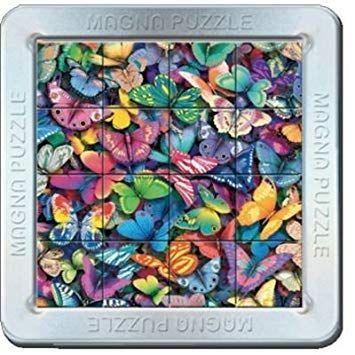3 D пъзел Пеперуди