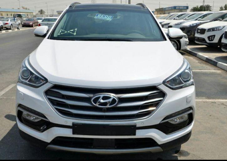 Hyundai Santa Fé Avenda Lobito - imagem 1