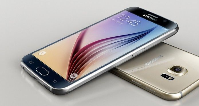 Galaxy S6/ 32 GB, 1/2 chips!