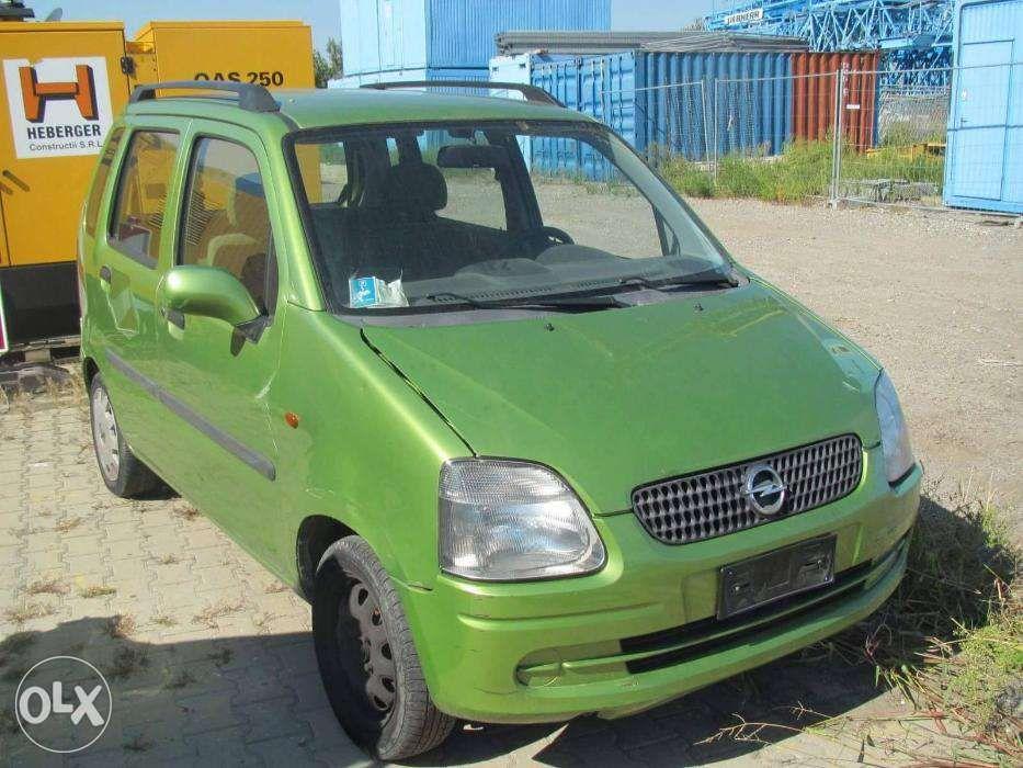 Dezmembrez Opel Agila 973i An.2000