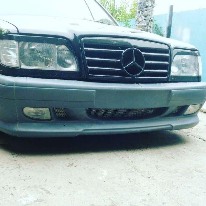 Мерседес W124 обвес Валд