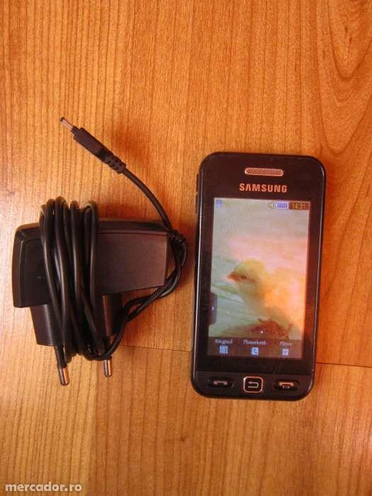 Samsung Star S 5230 touchscreen, defecta mufa de incarcare
