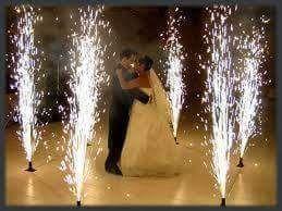 Montagens de fogo de artifício a bom preço em todo tipo de eventos