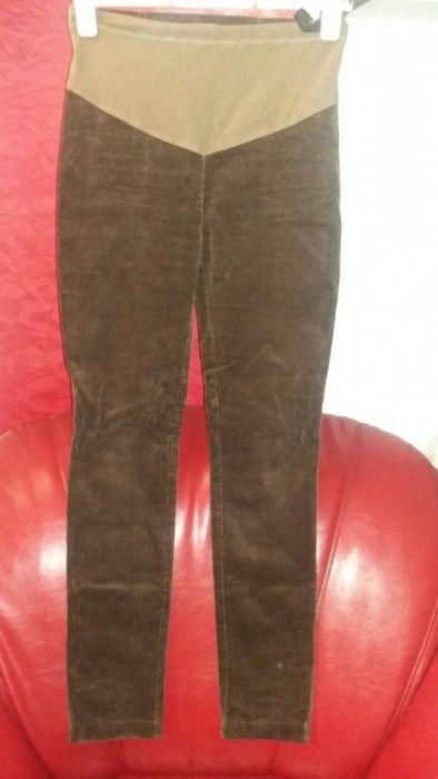 Pantaloni gravide groși