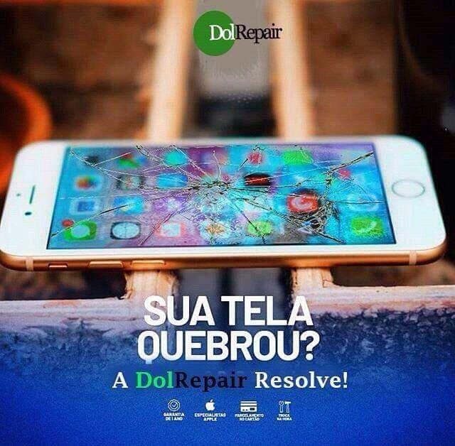Assistência técnica para Iphone
