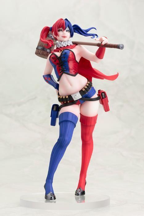 """Harley Quinn """"New 52"""" Bishoujo DC Comics 1/7 by Kotobukiya"""